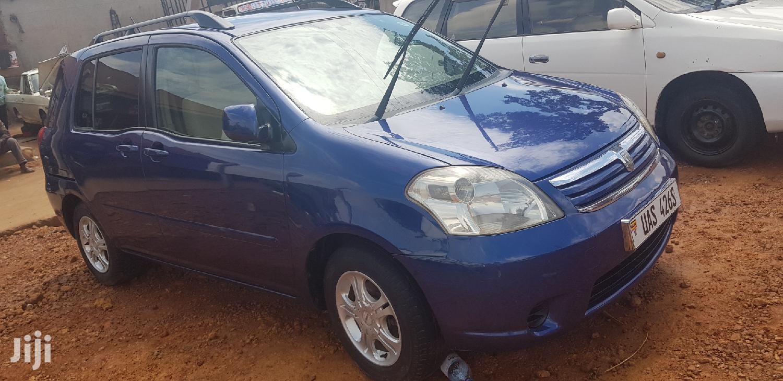 Archive: Toyota Spacio 2004 Blue