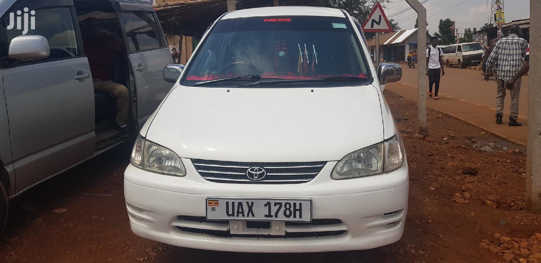 Toyota Spacio 2000 White | Cars for sale in Kampala, Central Region, Uganda