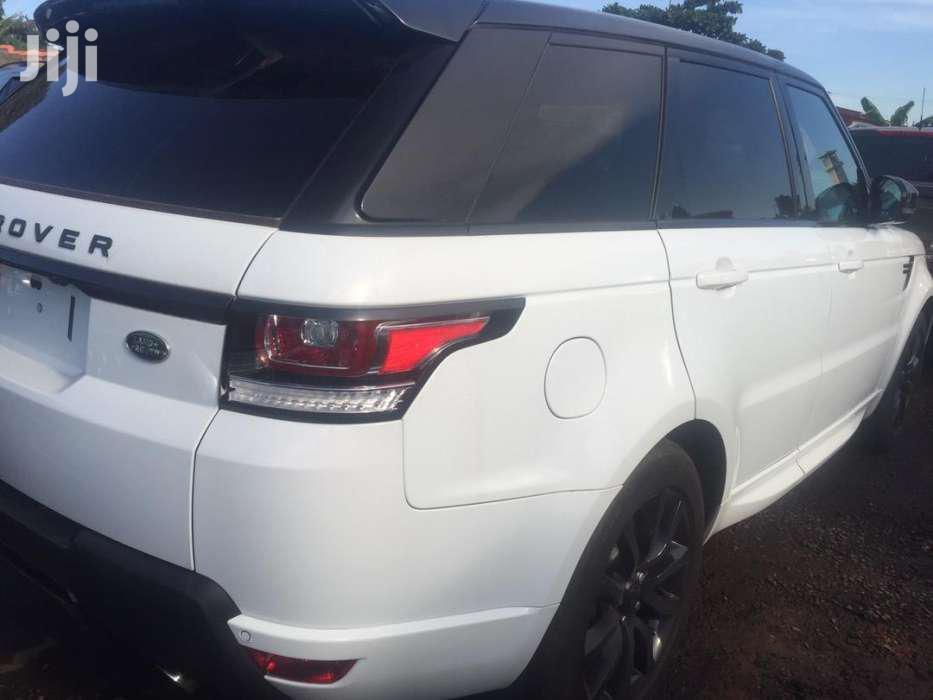 Land Rover Range Rover Sport 2016 White | Cars for sale in Kampala, Central Region, Uganda