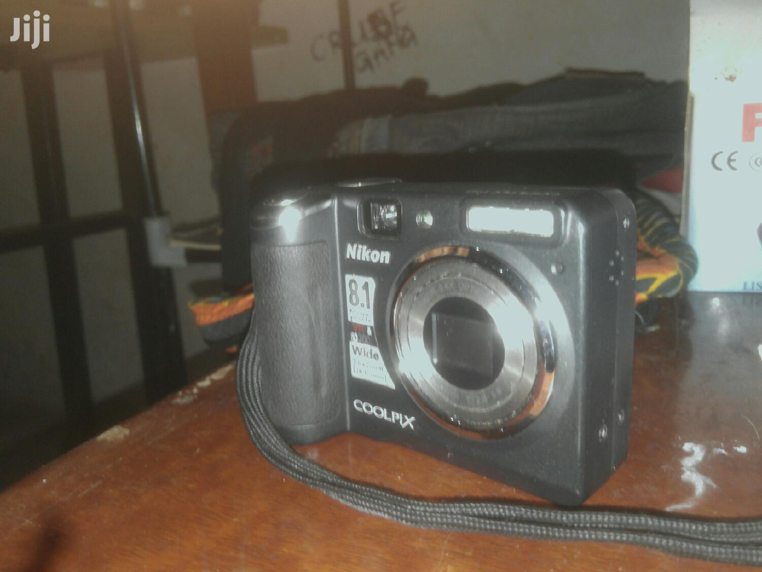 Its a Nikon Digital Camera