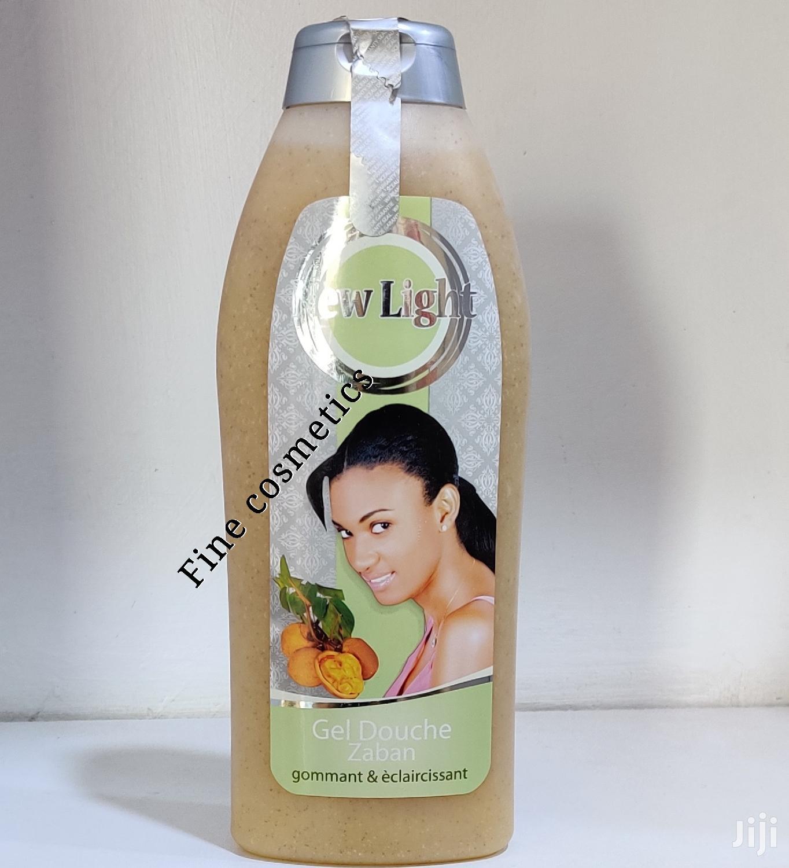 New Light Zaban Exfoliating Shower Gel 750ml | Bath & Body for sale in Kampala, Central Region, Uganda