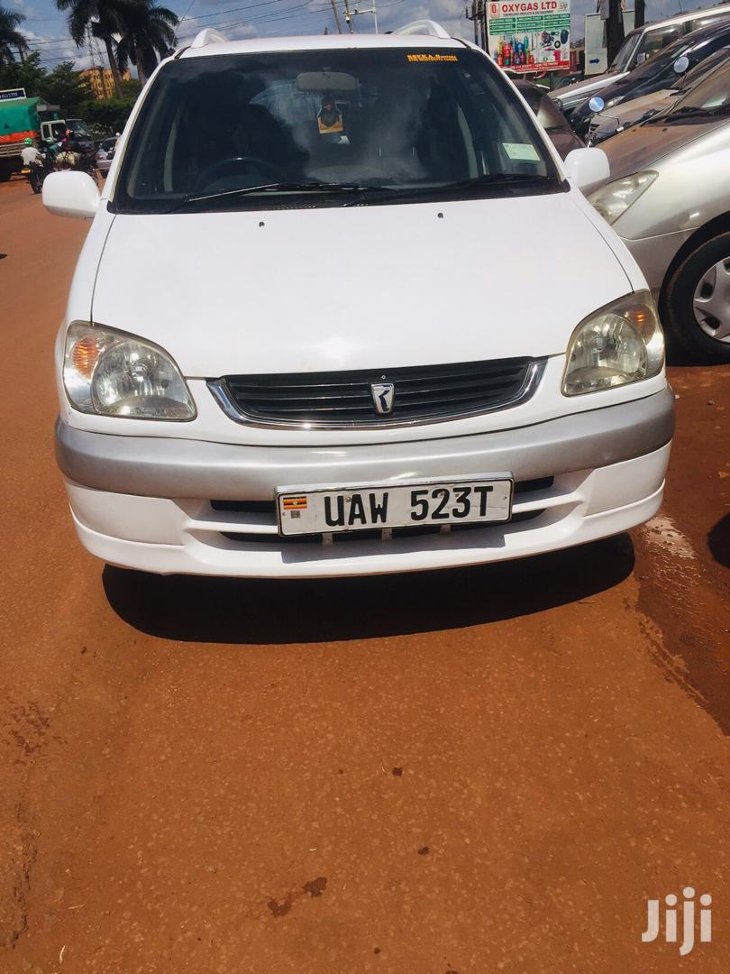 Toyota Raum 2000 White | Cars for sale in Kampala, Central Region, Uganda