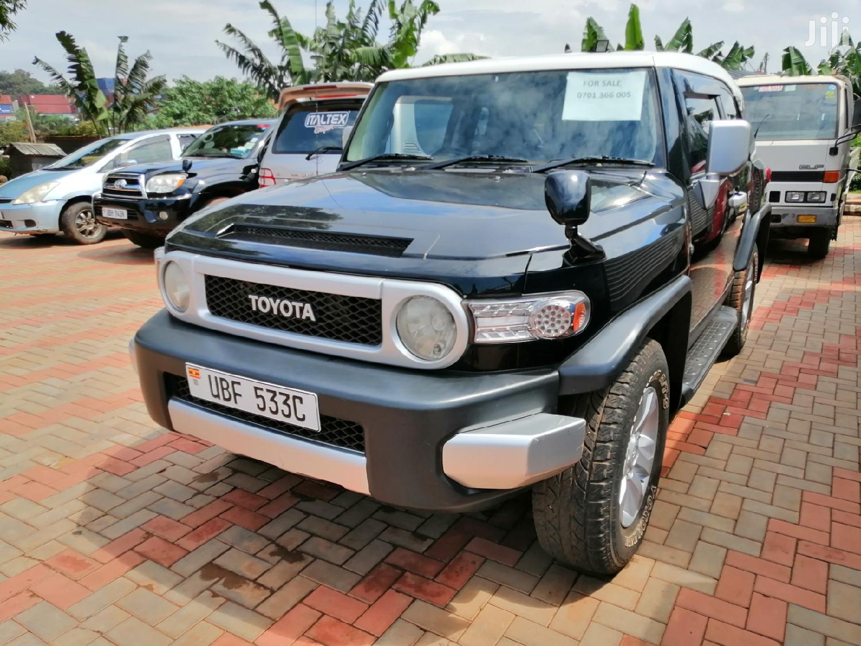 Toyota FJ Cruiser 2011 Black | Cars for sale in Kampala, Central Region, Uganda