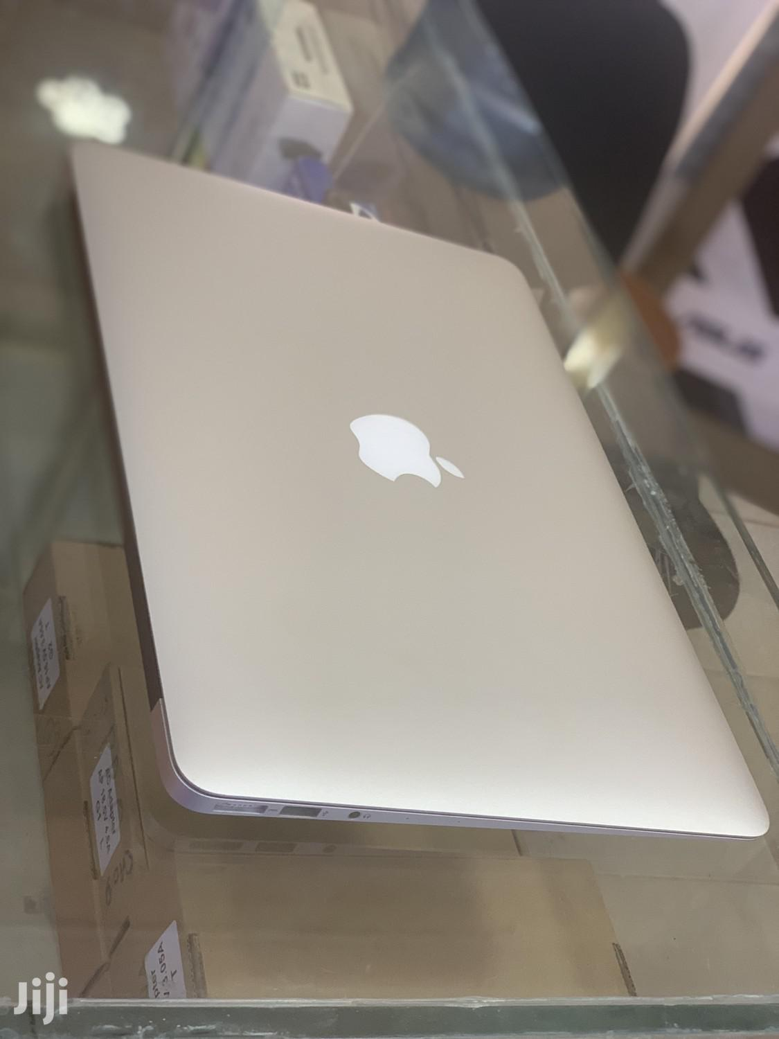 Laptop Apple MacBook Air 8GB Intel Core I5 SSHD (Hybrid) 128GB | Laptops & Computers for sale in Kampala, Central Region, Uganda