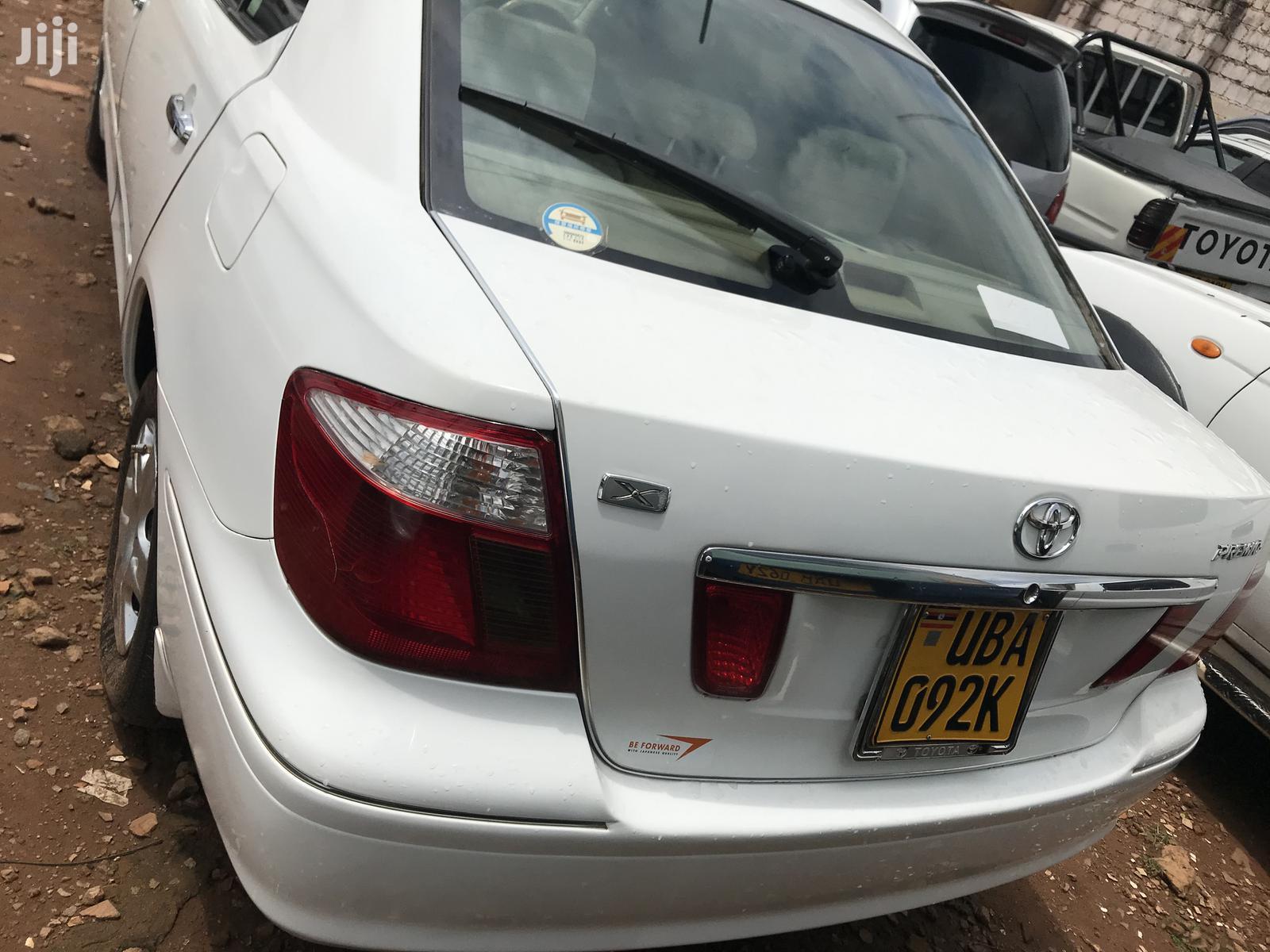 Toyota Premio 2003 White | Cars for sale in Kampala, Central Region, Uganda