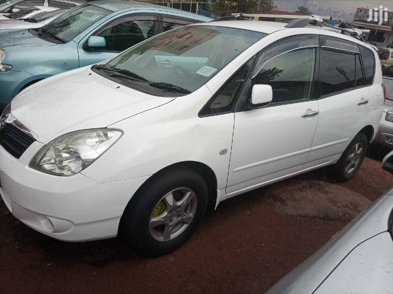 Toyota Spacio 2006 White