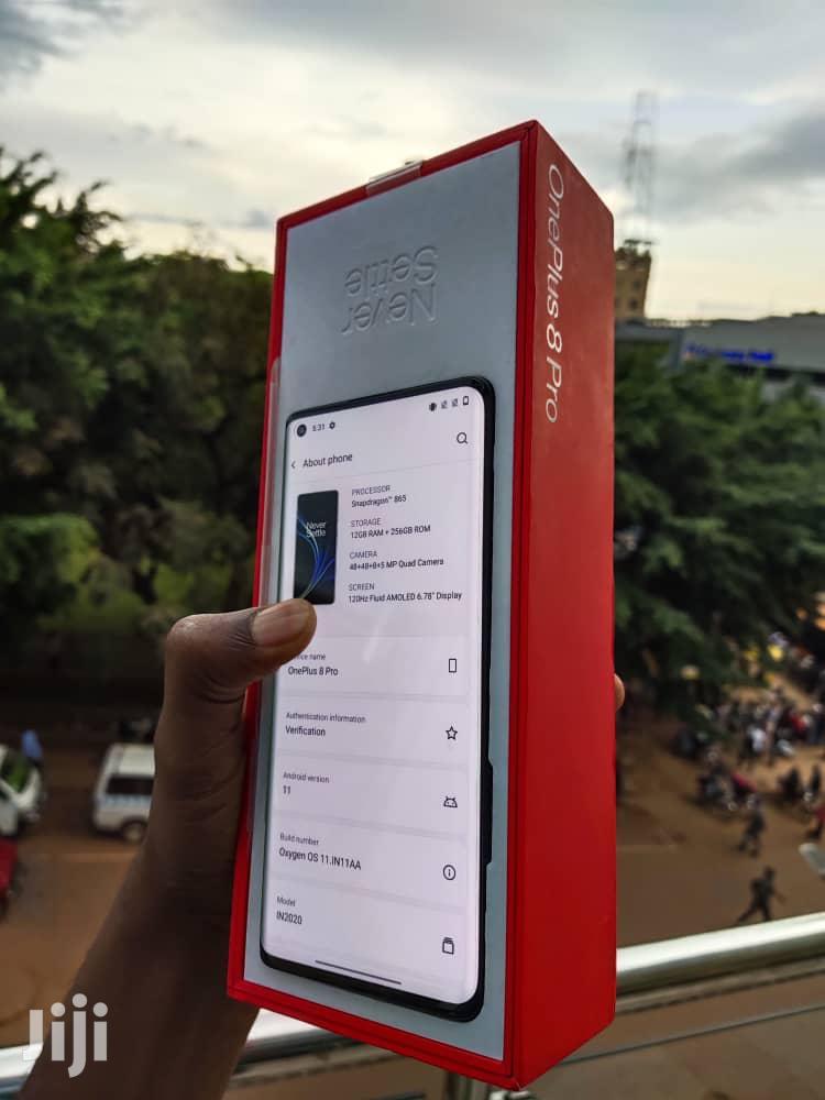 New OnePlus 8 Pro 256 GB Blue   Mobile Phones for sale in Kampala, Central Region, Uganda