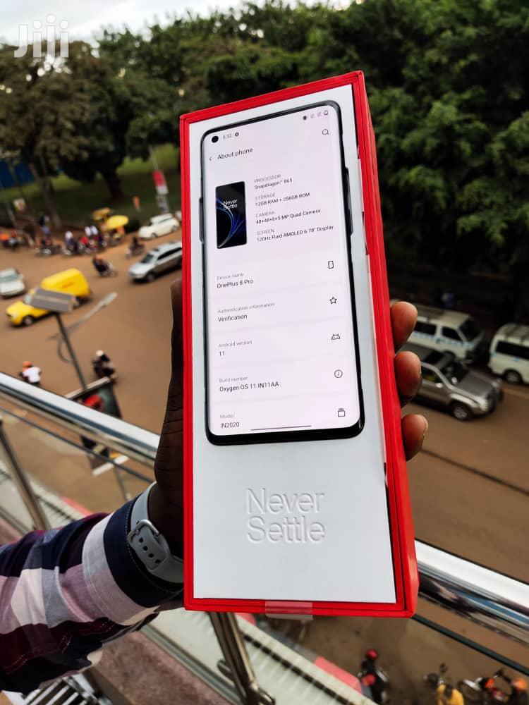 New OnePlus 8 Pro 256 GB Blue