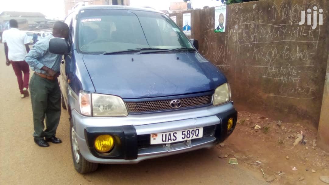 Archive: Toyota Noah 1998 Blue
