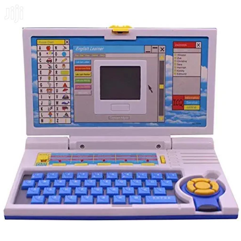 Children English Learner Laptop