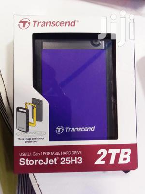 Transcend Hard Drive 2TB   Computer Hardware for sale in Central Region, Kampala
