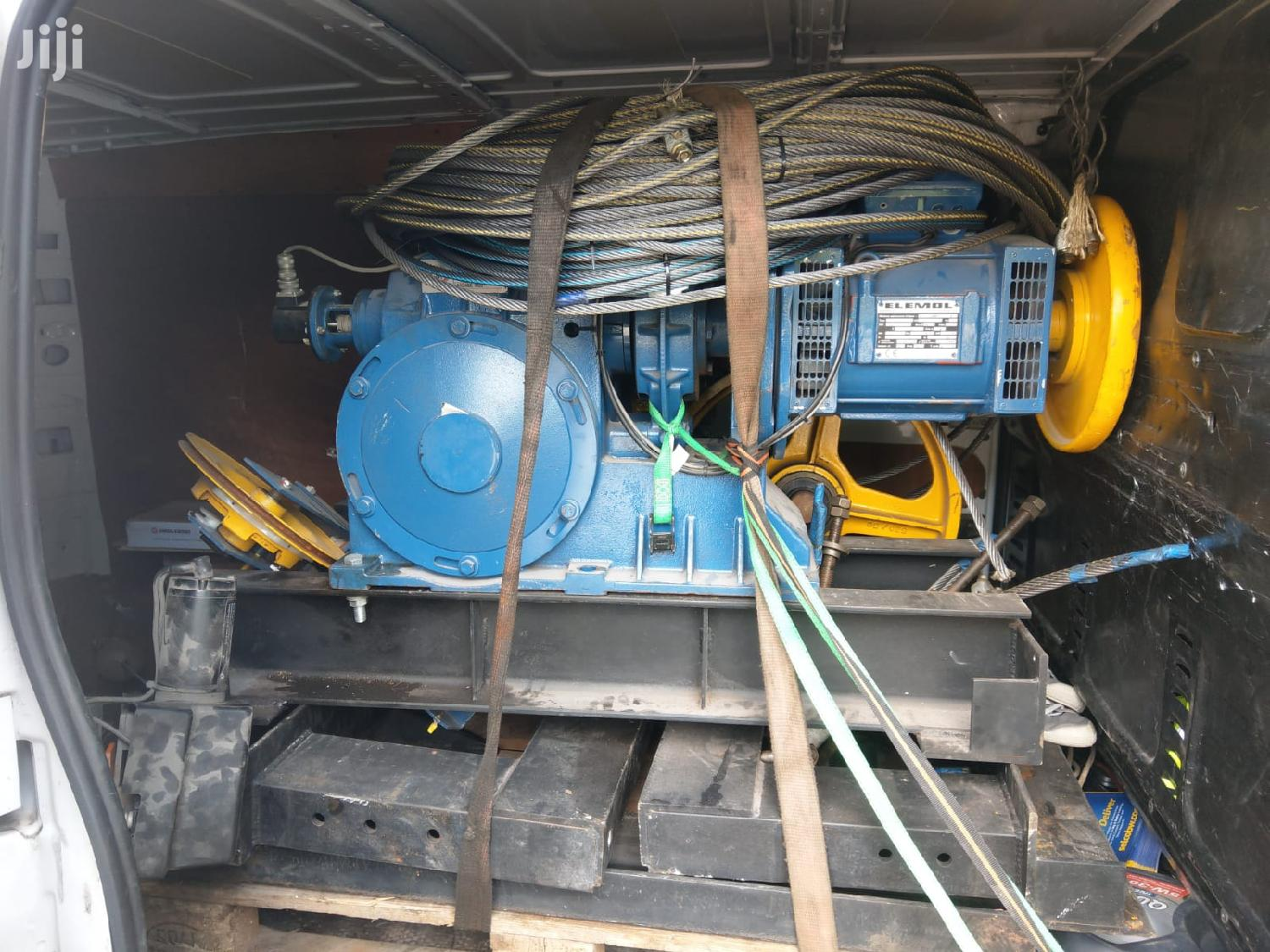 Skyscraper Lift(Cleaning,Painting And Repair Duties) | Heavy Equipment for sale in Kampala, Central Region, Uganda