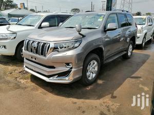 Toyota Land Cruiser Prado 2019 Brown   Cars for sale in Central Region, Kampala