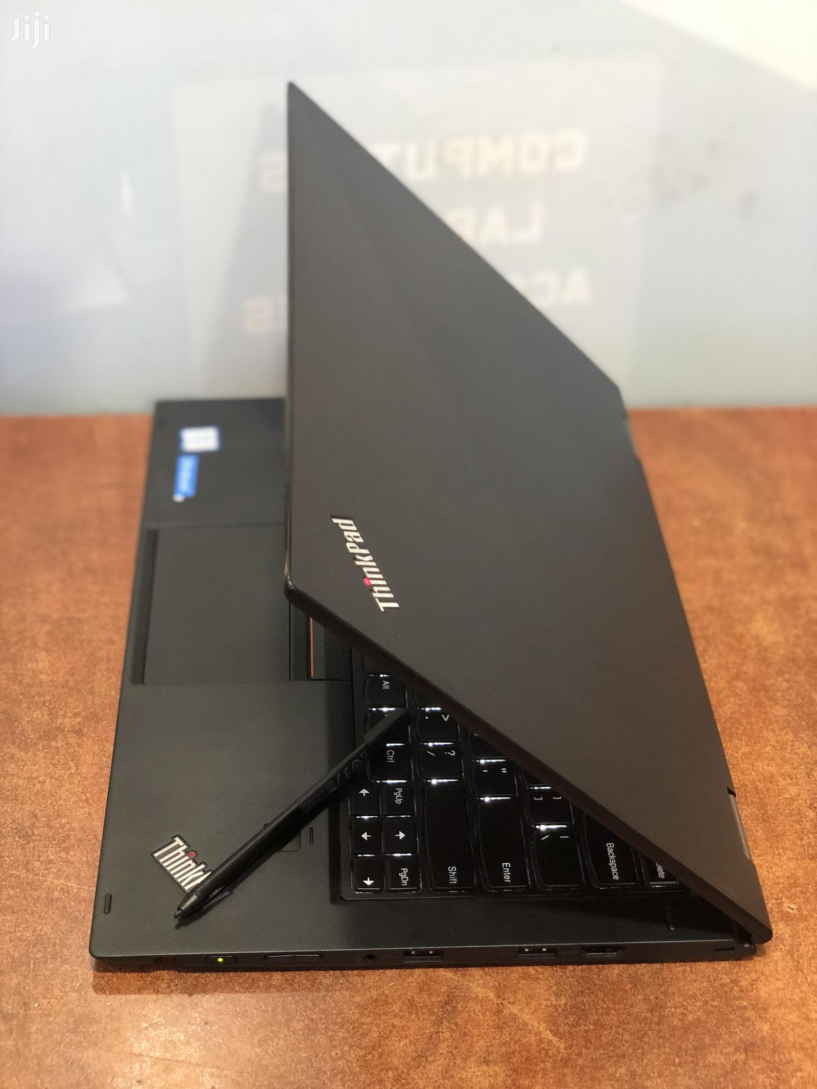 New Laptop Lenovo ThinkPad Yoga 16GB Intel Core i7 SSD 512GB