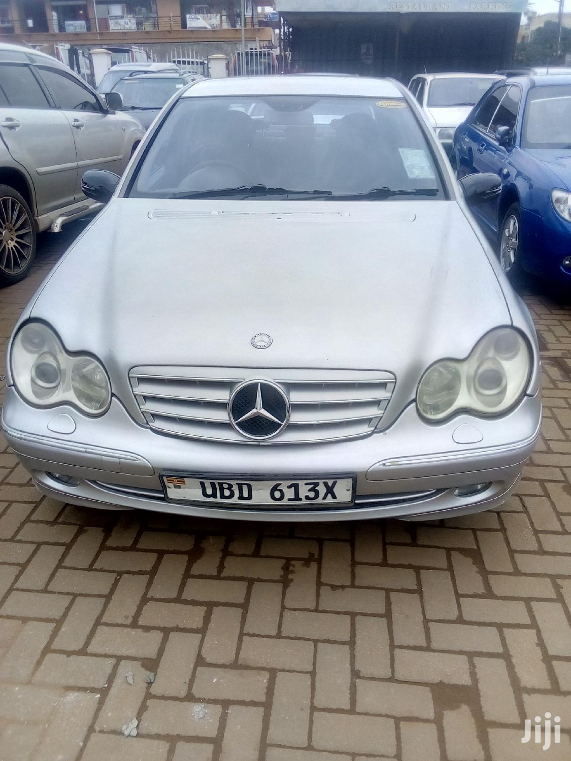 Mercedes-Benz C200 2004 Silver | Cars for sale in Kampala, Central Region, Uganda