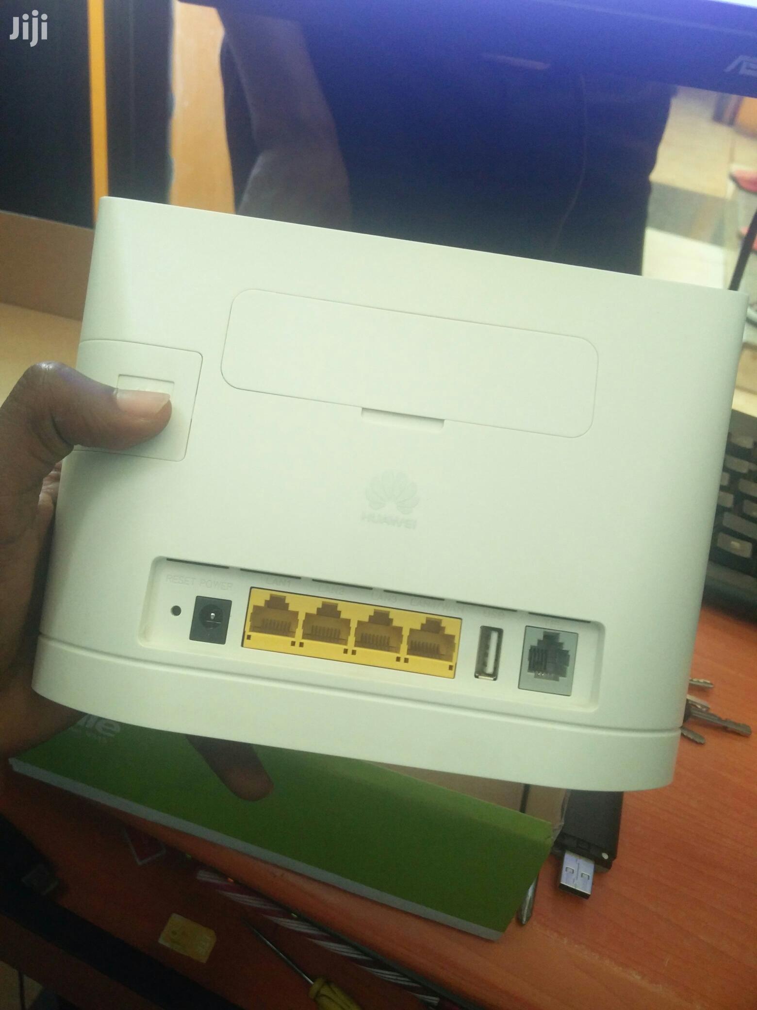 Unlocked Huawei B315 Router