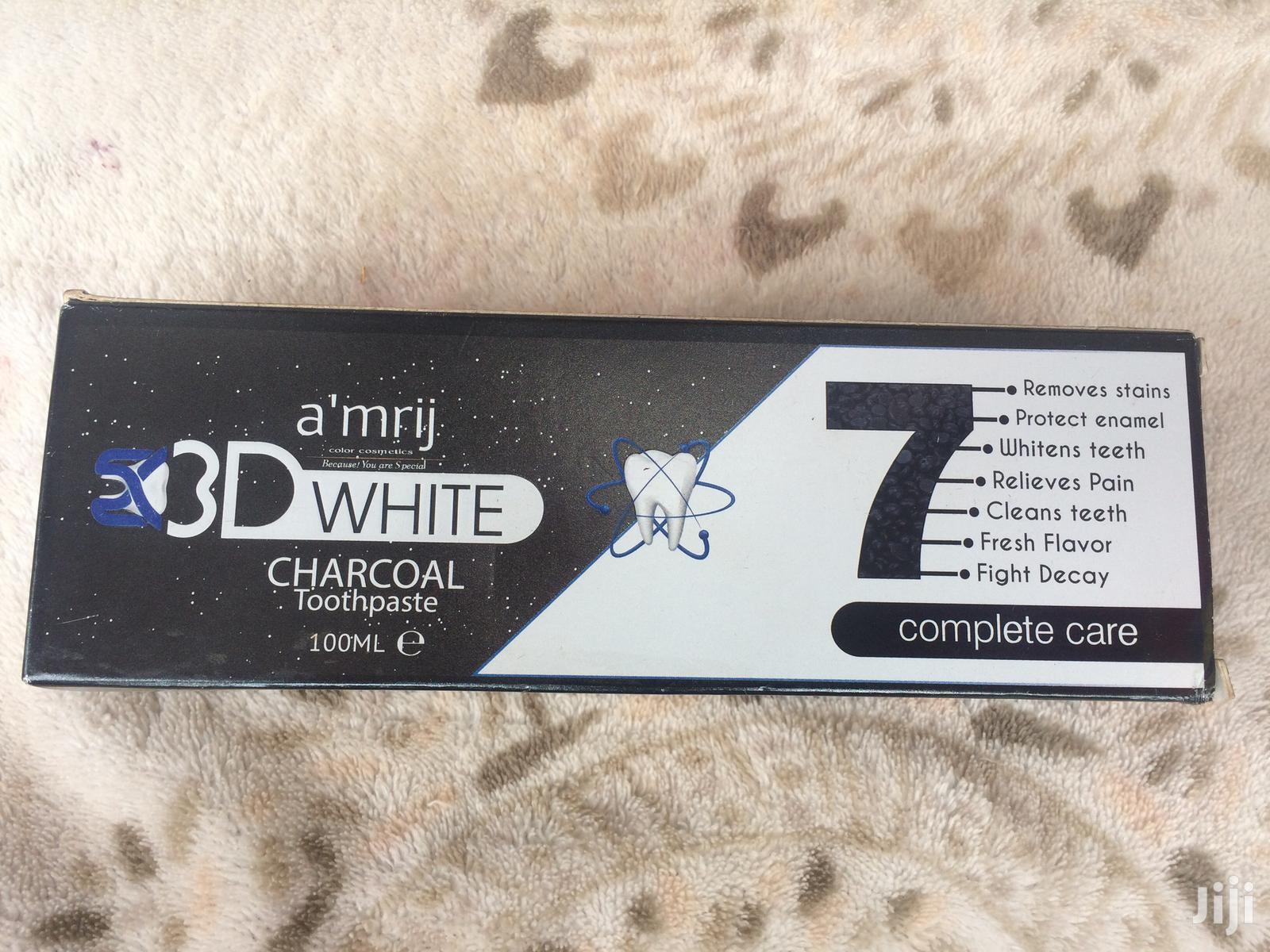 3D White Teeth