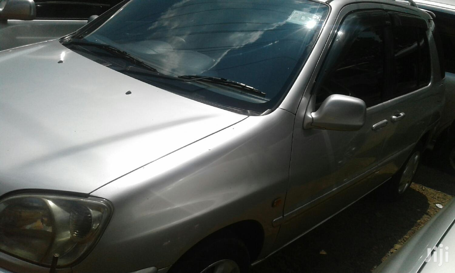 Archive: Toyota Raum 1998 Silver