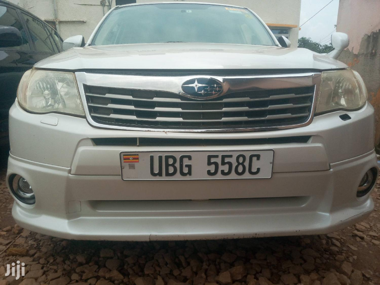 Subaru Forester 2008 2.0 Sports White | Cars for sale in Kampala, Central Region, Uganda