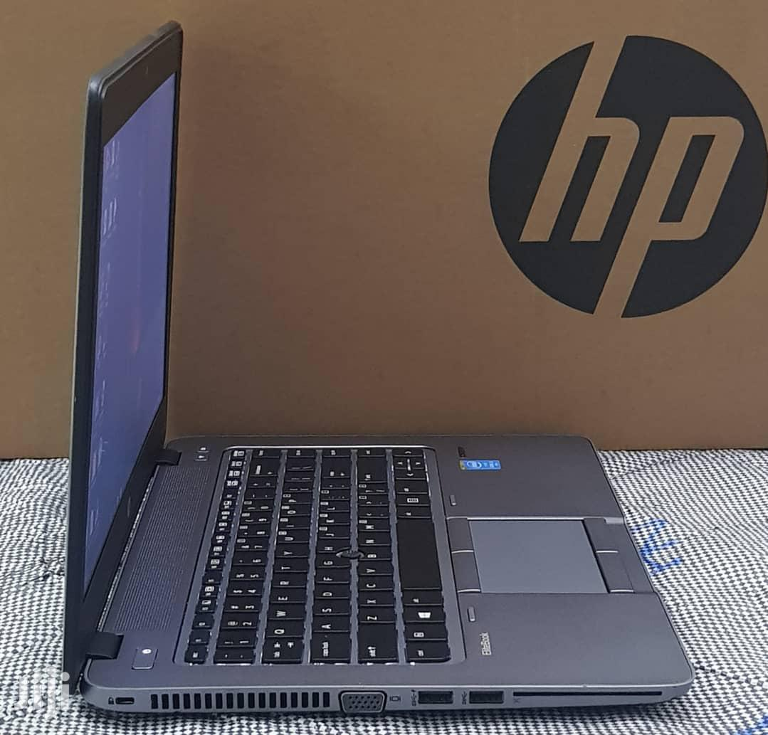 Laptop HP EliteBook 840 G2 8GB Intel Core I5 HDD 500GB | Laptops & Computers for sale in Kampala, Central Region, Uganda