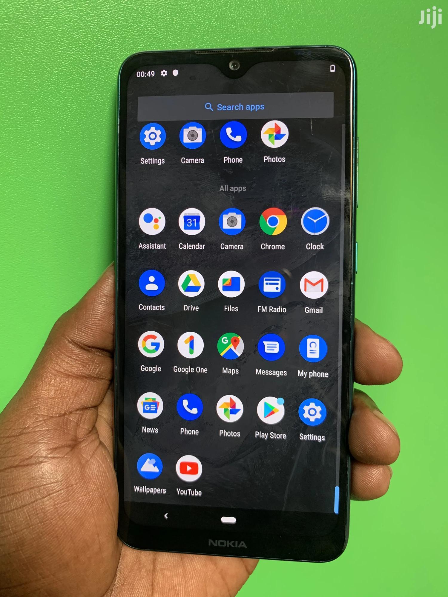 Nokia 7.2 64 GB Green