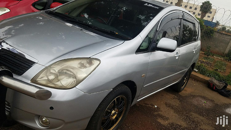 Toyota Spacio 2002 Silver | Cars for sale in Kampala, Central Region, Uganda