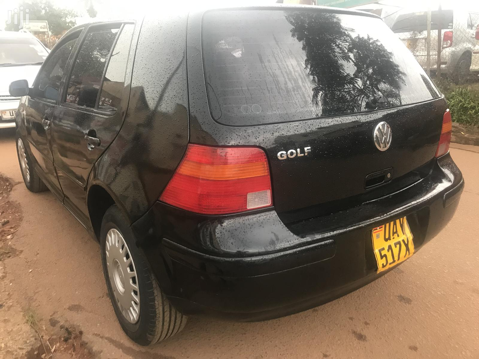Volkswagen Golf 2000 Black | Cars for sale in Kampala, Central Region, Uganda