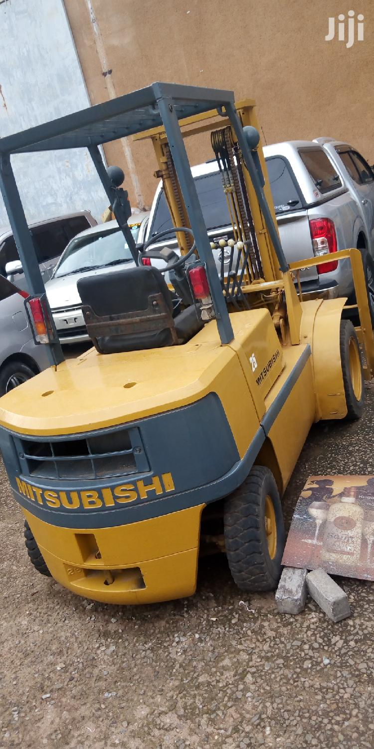 Foreign Used Mitsubishi Forklift For Sale