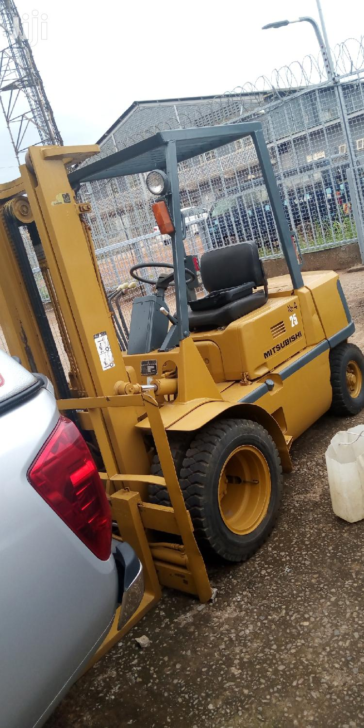 Foreign Used Mitsubishi Forklift For Sale | Heavy Equipment for sale in Kampala, Central Region, Uganda