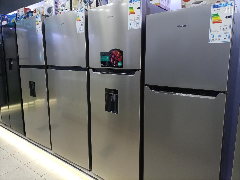 New Hisense Refrigerators at Discount Offers