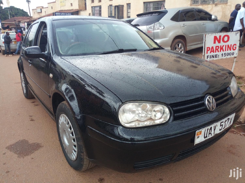 Volkswagen Golf 2000 Black