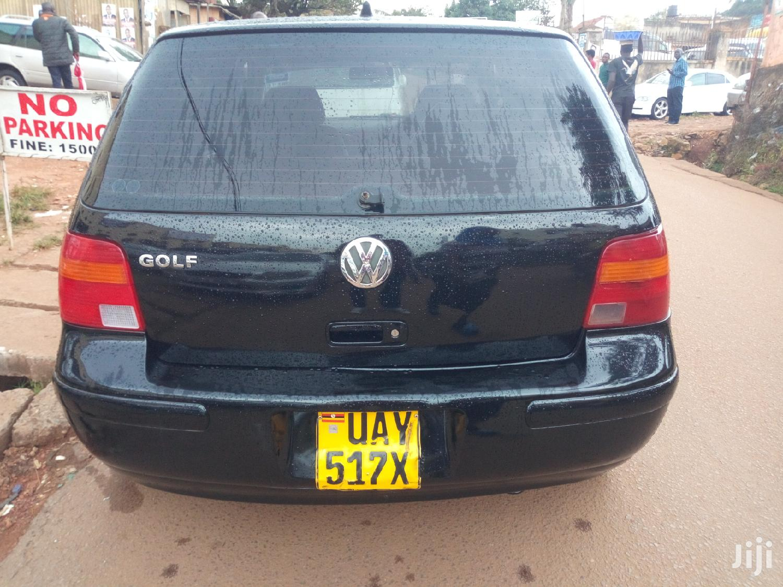 Volkswagen Golf 2000 Black   Cars for sale in Kampala, Central Region, Uganda