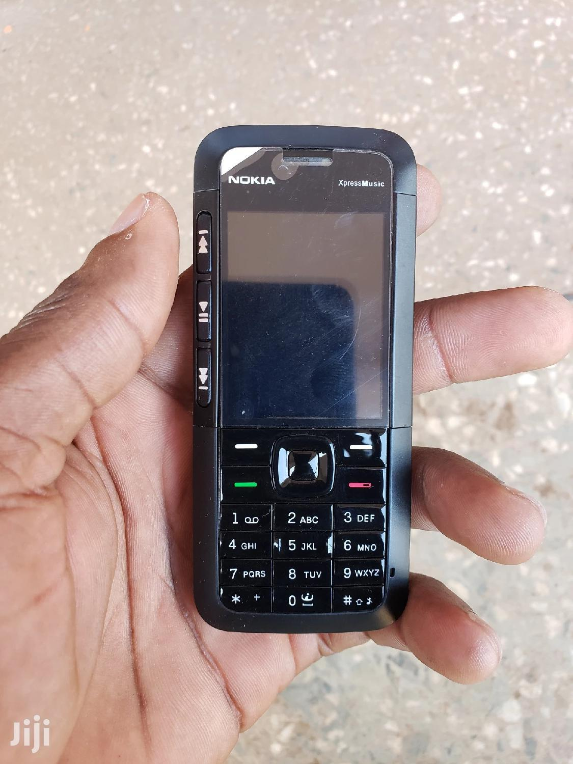 New Nokia 5310 XpressMusic Black | Mobile Phones for sale in Kampala, Central Region, Uganda
