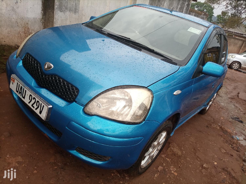 Toyota Vitz 2000 Blue | Cars for sale in Kampala, Central Region, Uganda