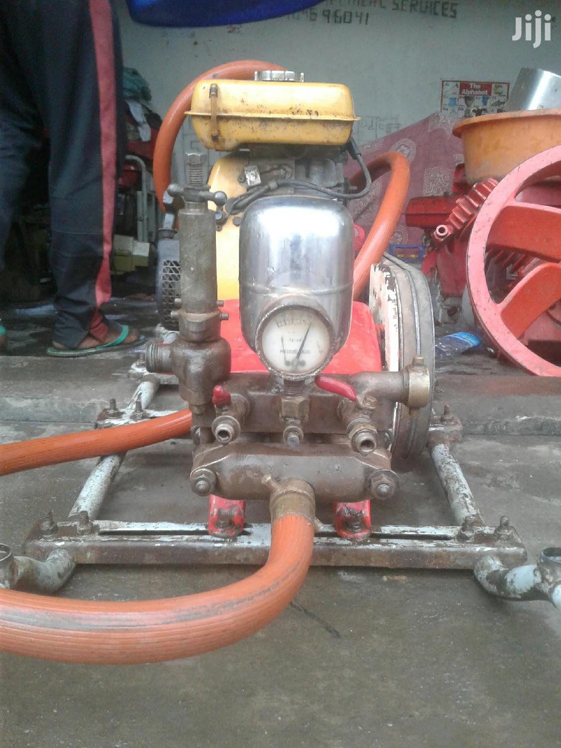 Car Wash Machine For Hire Diesel/Petrol And Water Pumps | Vehicle Parts & Accessories for sale in Kampala, Central Region, Uganda