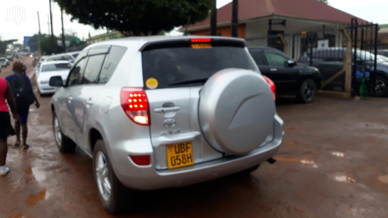 Toyota RAV4 2007 2.0 4x4 GX Silver   Cars for sale in Kampala, Central Region, Uganda