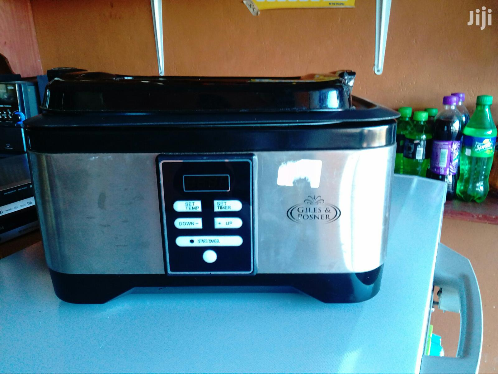 UK Used Giles And Posner Sous Vide And Slow Cooker