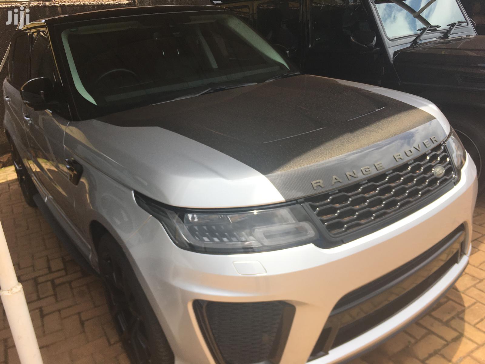 Land Rover Range Rover Sport 2017 Gray