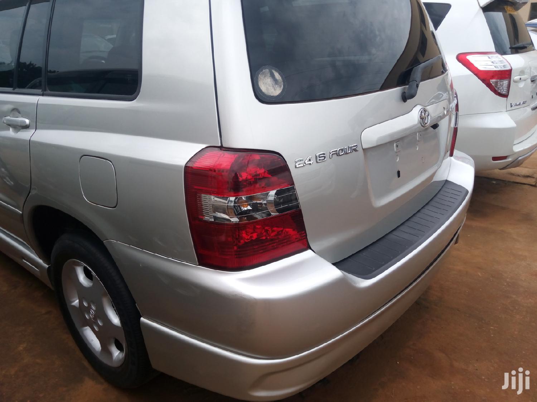 Toyota Kluger 2006 Silver | Cars for sale in Kampala, Central Region, Uganda