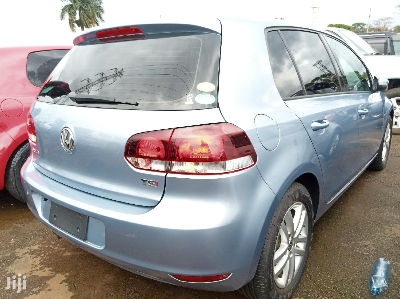 Volkswagen Golf 1.2 TSI 5 Door 2012 Blue | Cars for sale in Kampala, Central Region, Uganda