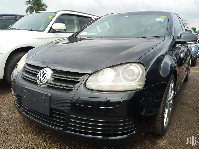 Volkswagen Golf 2008 R32 Black
