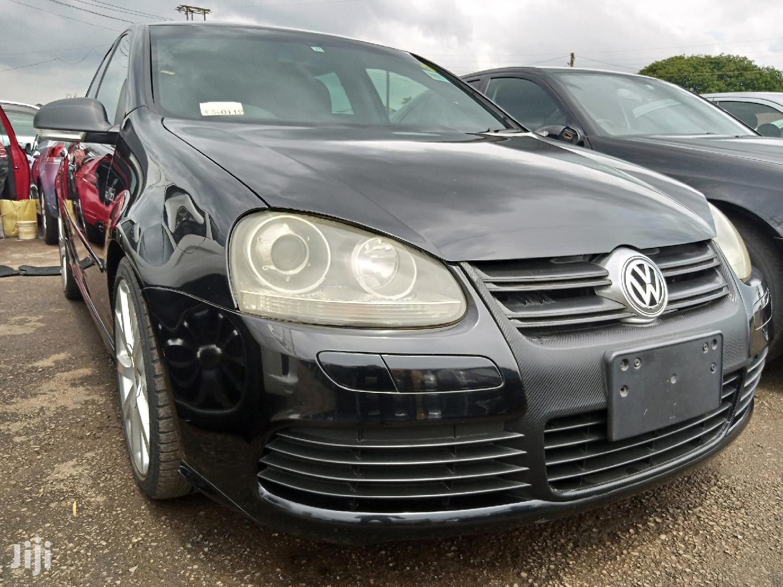 Volkswagen Golf 2008 R32 Black | Cars for sale in Kampala, Central Region, Uganda
