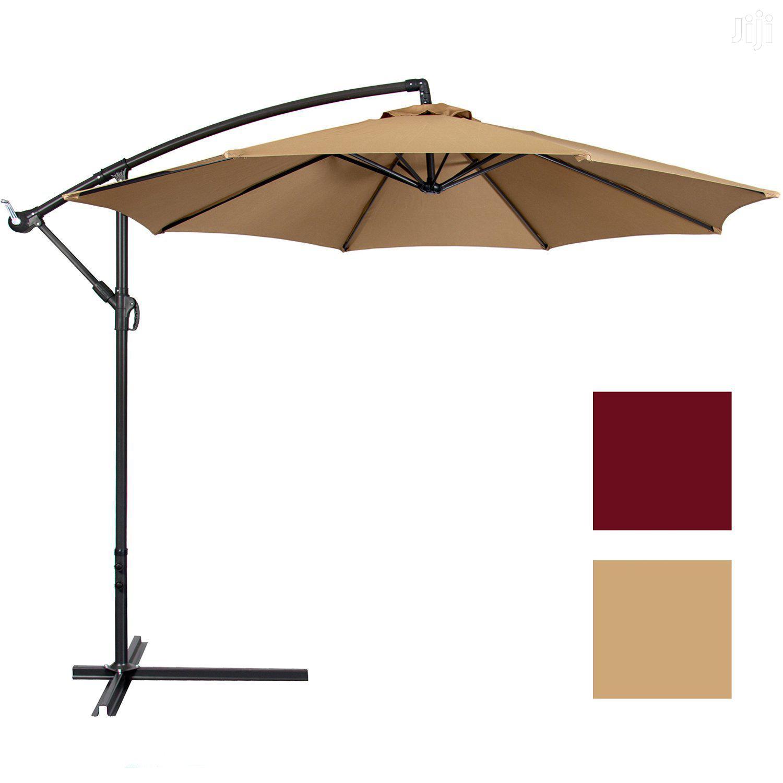 Cantilever Design Umbrella