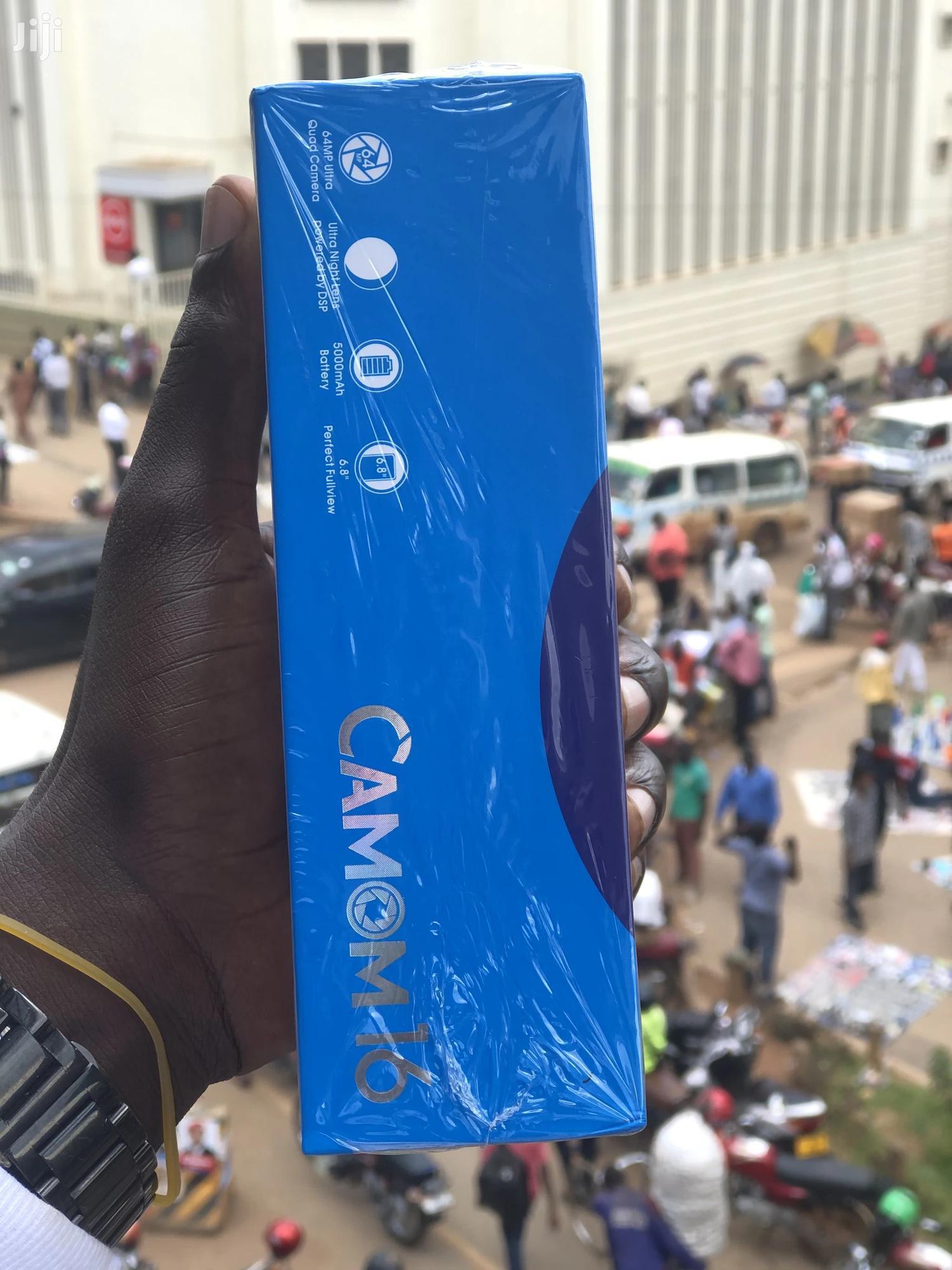 New Tecno Camon 16 64 GB | Mobile Phones for sale in Kampala, Central Region, Uganda
