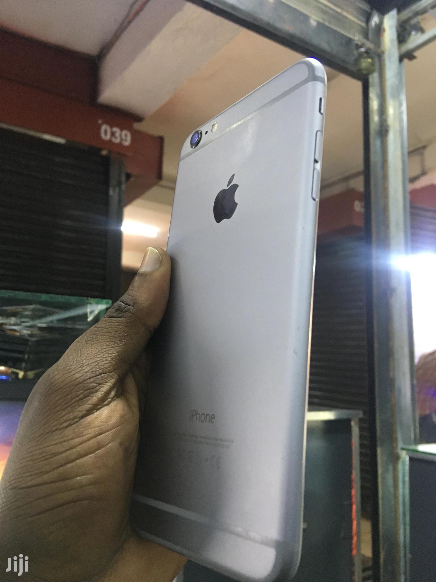 Apple iPhone 6 Plus 64 GB Silver   Mobile Phones for sale in Kampala, Central Region, Uganda