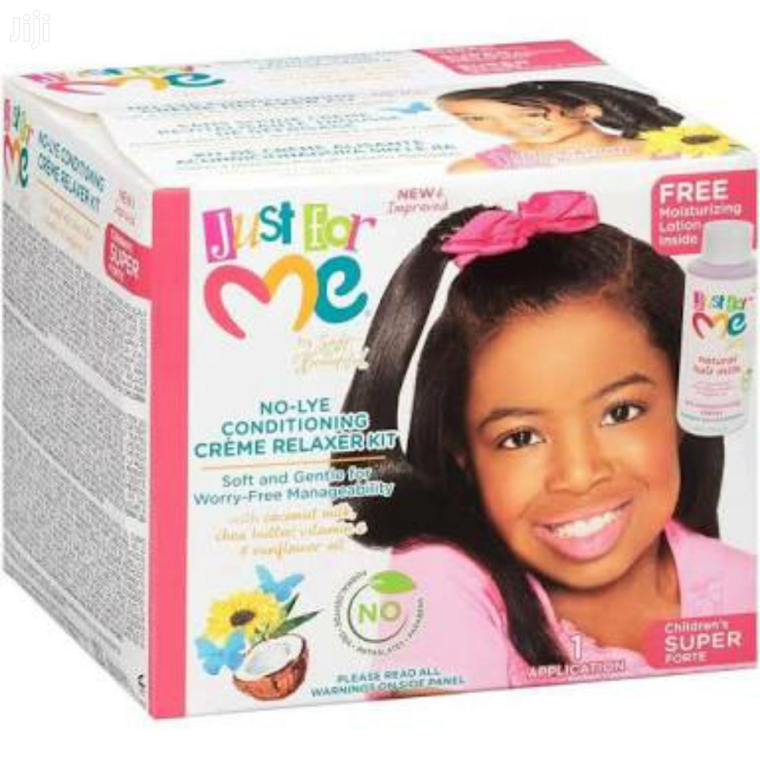 Just For Me Relaxer Kit For Kids