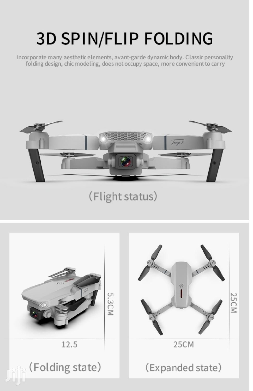 New 2020 Teng 1 E88 4k Drone HD Drone Black | Photo & Video Cameras for sale in Kampala, Central Region, Uganda