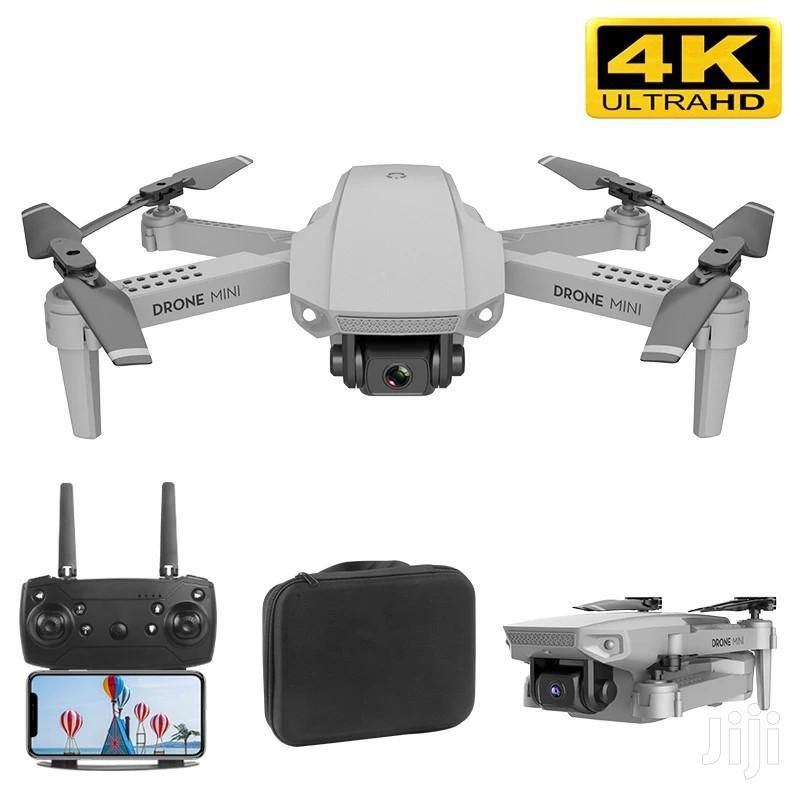 New 2020 Teng 1 E88 4k Drone HD Drone Black