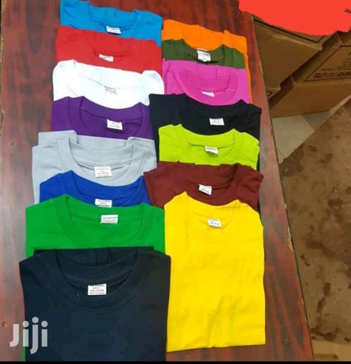 Archive: Plain Cotton T Shirts