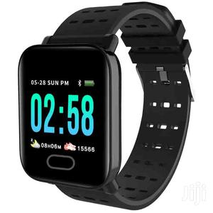 Oringinal A6 Smart Fitness Tracker | Smart Watches & Trackers for sale in Central Region, Kampala